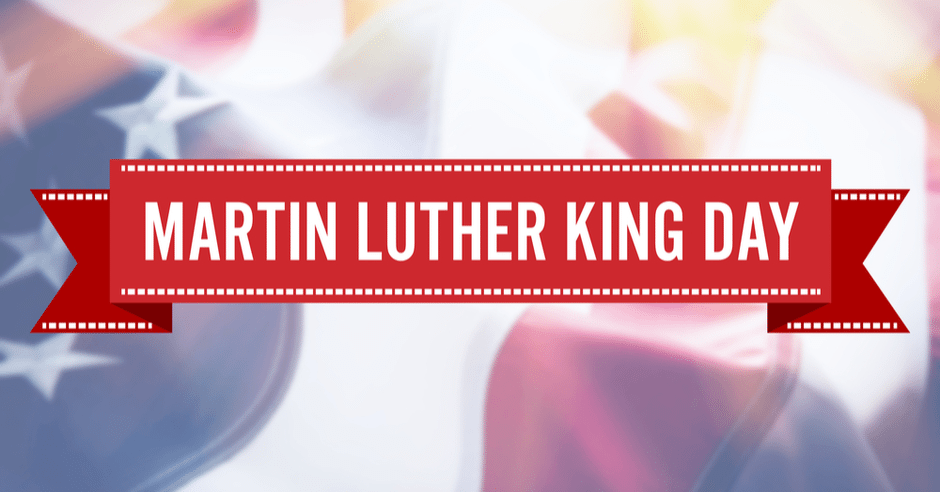 Happy Martin Luther King Jr Day Somerset NJ